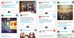 Social media: #unitedcaring