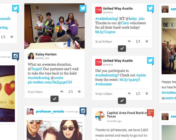 Social Media Campaign: #unitedcaring